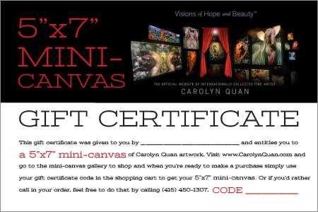 Gift Certificates-minicanvas